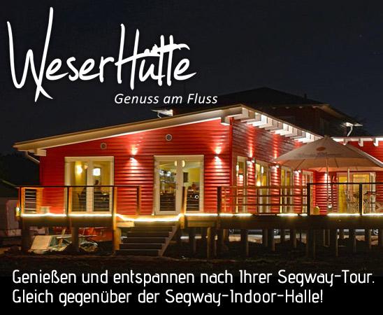 Weserhütte Segtouren NRW